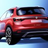 VW divulga o 1º ´teaser´ do novo T-Cross