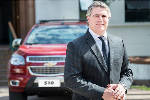 Zarlenga, da GM: liderança e promoções