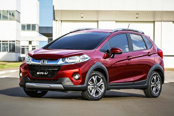 Honda WR-V: tudo para ser novo líder do segmento