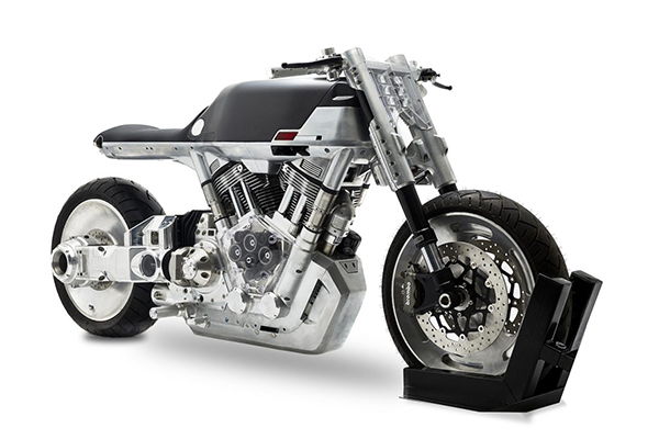 Vanguard Roadster: Moto Boutique?