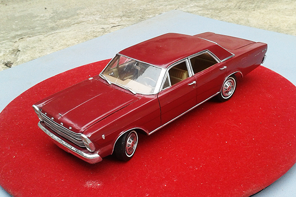 O primeiro Ford Galaxie foi fabricado em São Paulo no dia 16 de fevereiro de 1967