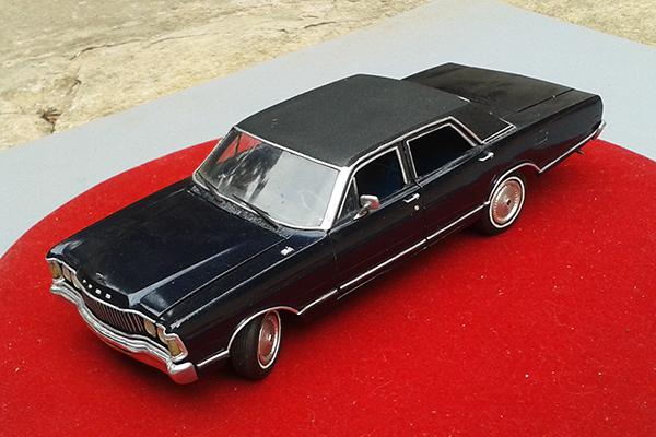 O fim da linha deu-se em 14 de janeiro de 1980: chamado apenas de ´Landau´, ele saía com motorização V8 movida a gasolina ou a álcool
