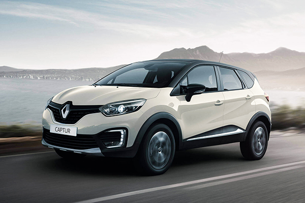 Renault Captur: elegante, confortável, seguro