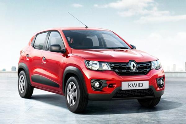 Renault Kwid: ainda em testes