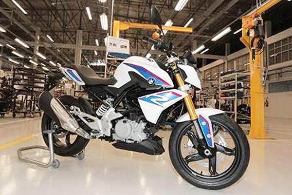 G 310 R, a nova compacta da BMW agora é montada em Manaus (AM)