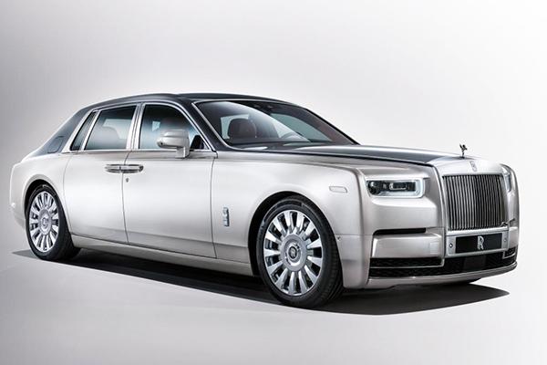 Novo Rolls-Royce Phantom: tecnologia e alto requinte