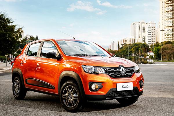 Renault Kwid: fórmula para o sucesso