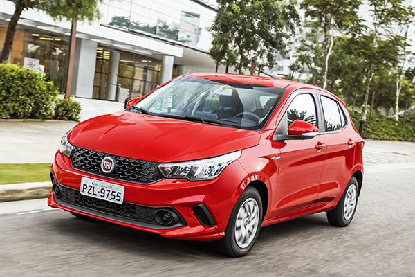 Argo: Fiat quer a liderança com ele (Foto: Divulgação Fiat)