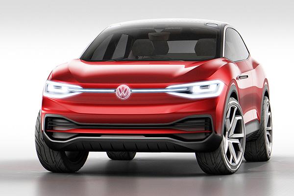 """VW I.D.Crozz, elétrico: com motor flex e feito no Paraná em 2018, será o """"T-Cross"""""""