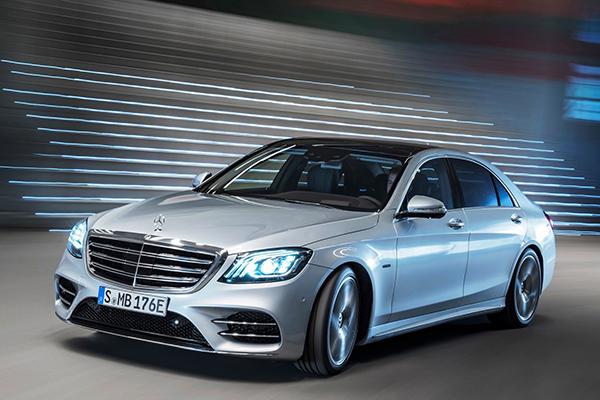 Mercedes Classe S em carroceria longa: topo do topo