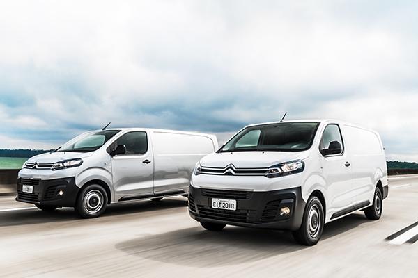 Citroën Jumpy quer a liderança