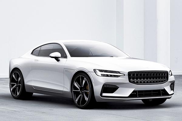 Polestar, o Volvo chinês para mudar conceitos
