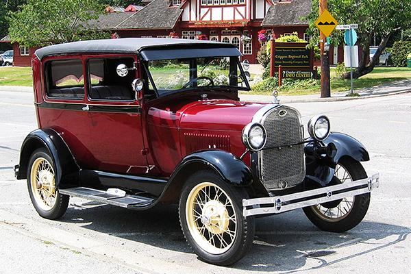 Ford A, Fordinho, Fordeco… chega aos 90 anos. É o retrato do antigomobilismo brasileiro