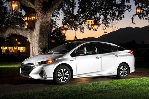 Toyota Prius: líder entre os híbridos vendidos no Brasil