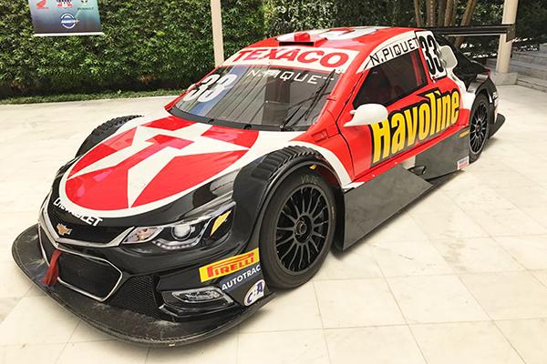 Stock Car de Nélson Piquet Filho