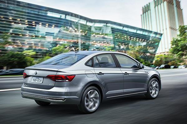 VW Virtus, novo caminho