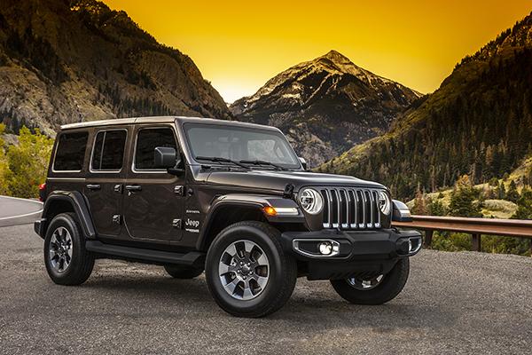 Wrangler 2018: Jeep cada vez mais Jeep