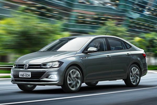 VW Virtus, o primeiro lançamento de 2018