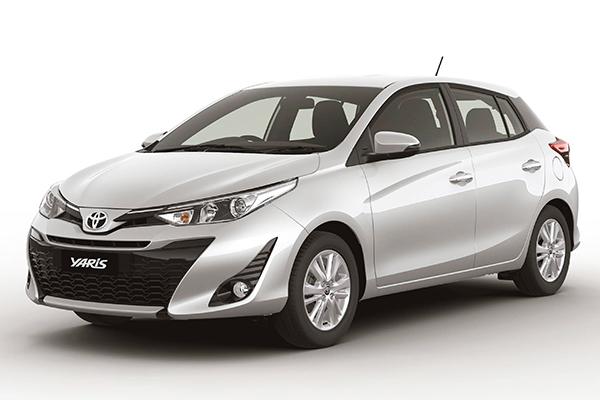 Toyota Yaris, produção em junho