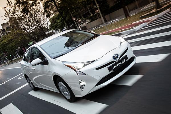 Prius: dentro do ideal oficial, usará álcool para gerar eletricidade