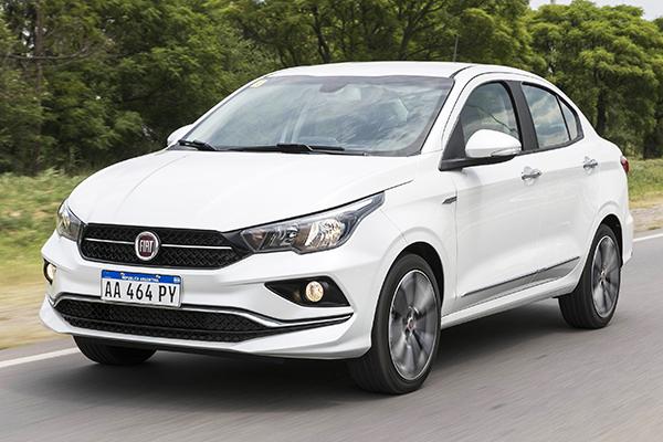 Fiat Cronos: já lançado na Argentina, em breve, no Brasil