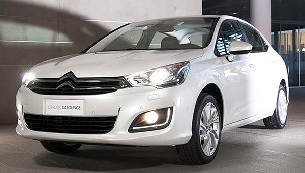 Citroën C4 Lounge: reformulação estética