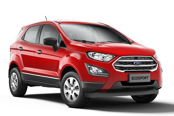Ford EcoSport Direct para clientes especiais