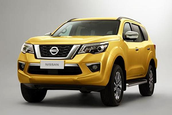 Nissan Terra, volta ao uso de chassis convencional