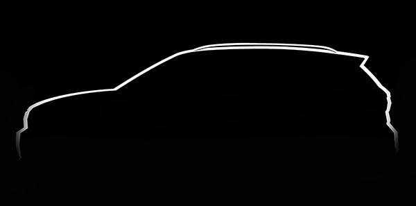 Linhas propostas para o VW T-Cross em versão duas portas
