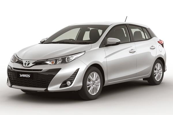 Yaris: novo Toyota entre Etios e Corolla