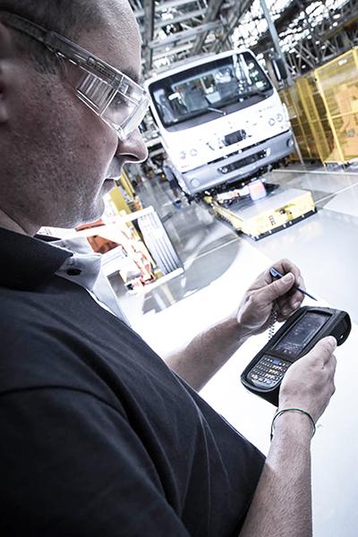 Indústria 4.0 chegou ao Brasil pela Mercedes-Benz