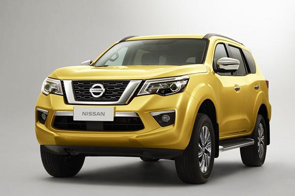 Nissan Terra: breve no Mercosul?