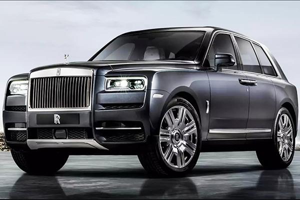 Rolls-Royce Cullinan: o impossível acontece