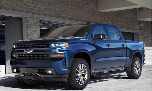 Novo GM Silverado terá motor de entrada com 4 cilindros, turbo e 310 hp