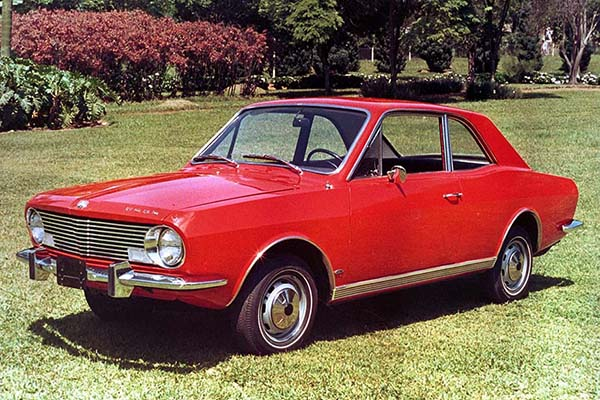 Ford Corcel, cinquentão