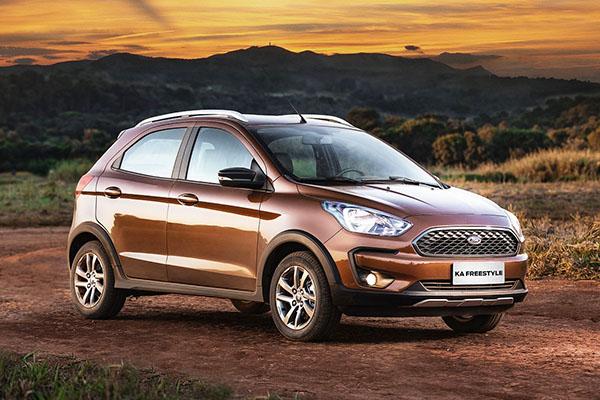 KA FreeStyle marca o início da nova Ford