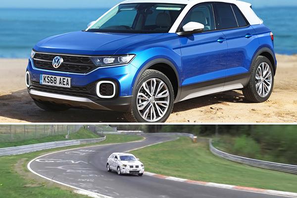 VW T-Cross chega no fim do ano