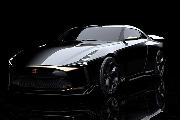 Quem diria, o GT-R da Nissan desenhado pela Italdesign