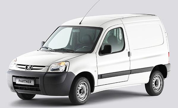 Peugeot Partner: melhoramentos