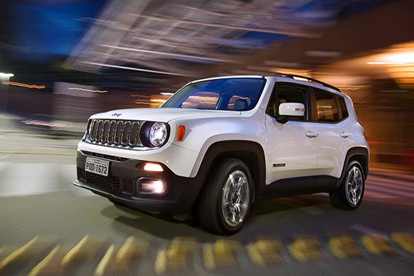 Jeep Renegade básico baixou em R$ 7 mil