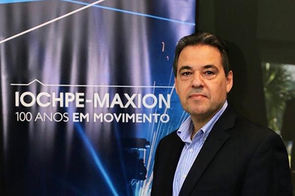 Marcos Oliveira, CEO da Iochpe: crescimento no exterior