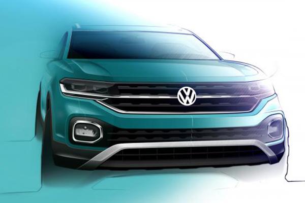 VW T-Cross: apresentação em gotas