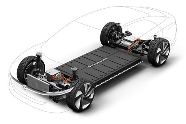 Bateria de íons de lítio pesa, em média, entre 550 e 600 kg