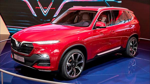 Lux, novo carro ´made in Vietnam´. Aqui no Brasil não há uma marca própria