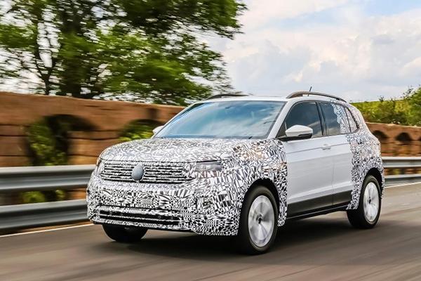 VW T-Cross, apresentação agora em outubro e vendas em março/2019